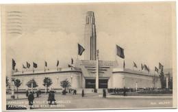 0412 - BELGIE - BRUSSEL - EXPO 1935 - PAVILLION DE LA VILLE - Belgien