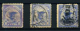 Estados Unidos (Cartas Certificadas)  Nº 2. Año 1911. - Used Stamps