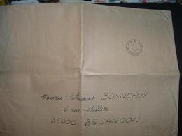 LETTRE PORT PAYE OBL.2-7 1993 PP 85 FONTENAY LE COMTE - Marcophilie (Lettres)