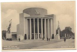 0413 - BELGIE - BRUSSEL - EXPO 1935 - PAVILLON ANGLAIS - Belgien