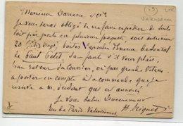 59 VALENCIENNES écrite En 1877 Timbrée Commande D'un Pharmacien Rue De Paris  Pharmacie Miquet  D01 2020 - Valenciennes