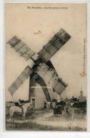 85 FONTENAY Le COMTE Col Robin 01926  - Le Moulin à Vent  Paysans Chevaux Et Enfants   D01 2020 - Fontenay Le Comte