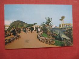 Sinclair Dinoland  NY Worlds Fair 1964-65  Ref  3867 - Ausstellungen