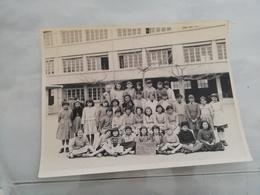 11279  PHOTO BOURG LES VALENCE GROUPE JEAN VACHER 1958 CLASSE 2 - Photos