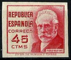 España Nº 737s Nuevo. Cat.30€ - 1931-50 Unused Stamps