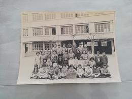 11280  PHOTO BOURG LES VALENCE GROUPE JEAN VACHER 1958 CLASSE 4 - Photos