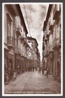 Italia - NOCERA INFERIORE, Corso Vittorio Emanuele,  Foto Cartolina. - Salerno