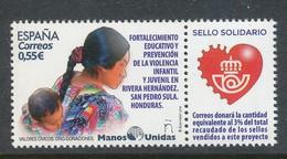 Spain 2018 Edifil # 5236. Valores Civicos. MNH (**) - 2011-... Unused Stamps