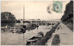 78 CONFLANS-SAINTE-HONORINE - - Conflans Saint Honorine