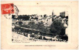 78 CONFLANS-SAINTE-HONORINE - Vue Panoramique - Conflans Saint Honorine