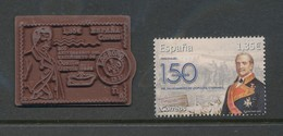 Spain 2018 Edifil # 5249-5250. Leopoldo O Donnell Y Cosme Garcia. MNH (**) - 2011-... Unused Stamps