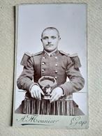 CDV GAP - Militaire Du 96 ème - Infanterie - 1898 - Photo A. Mounier, Gap - TBE - War, Military