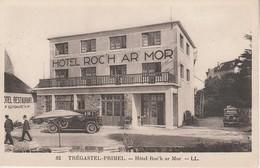 29 - TREGASTEL PRIMEL - Hôtel Roc'h Ar Mor - Primel
