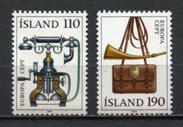 Islande - YT N° 492 Et 493 - Neuf Sans Charnière - 1979 - 1944-... Republik