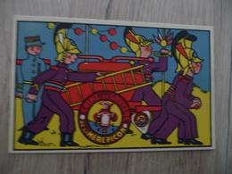 CPA Pub Publicité La Mère Picon Pompiers - Publicité