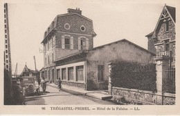 29 - TREGASTEL PRIMEL - Hôtel De La Falaise - Primel