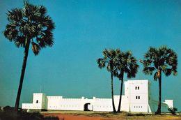 1 AK Namibia * Das Fort Namutoni Im Etosha-Nationalpark - Heute Das Besucherzentrum Des Nationalparks * - Namibia