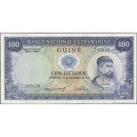 TWN - PORTUGUESE GUINEA 45a4 - 100 Escudos 17.12.1971 Signatures: Machado & Gaivão UNC - Altri – Africa