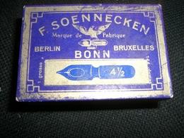 SCATOLA PENNINI F.SOENNECKEN 4,5 - Pens