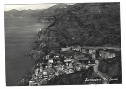 2922 - RIOMAGGIORE LA SPEZIA 1950 CIRCA - Autres Villes