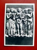 (FG.V60) BASSORILIEVO DI LUCA DELLA ROBBIA (FIRENZE, MUSEO DI SANTA MARIA DEL FIORE) NV - Sculture