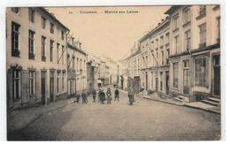 Tienen 12. - Tirlemont  -  Marché Aux Laines - Tienen