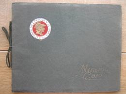 Luxueux & Superbe Catalogue Automobile De 1914 MINERVA MOTORS LONDON - 36 Pages Illustrées - 3 Planches Couleurs - Reclame