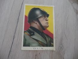CPA  Italia Guerre 39/45 Propagande Dux - Weltkrieg 1939-45