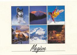 Haute Savoie Megeve ,station Ete, Hiver - Megève