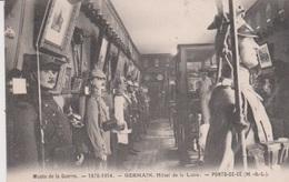 Musee De La Guerre 1870 1914 Germain Hotel De La Loire Ponts De Ce - France
