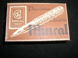 SCATOLA PENNINI MINCAL 446EF - Pens