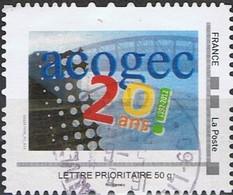 Acogec 20 Ans - Lettre Prioritaire 50 G - Frankreich
