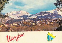Haute Savoie , Megeve , Le Mont De Joux Et Le Mont Blanc - Megève