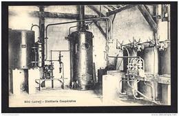 CPA 45 Bou Distillerie Coopérative - France