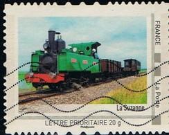 TRAIN - LA SUZANNE - Lettre Prioritaire 20g - Frankreich
