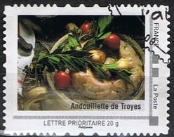 Andouillette De Troyes - Champagne Ardenne - Lettre Prioritaire 20 G - Frankreich