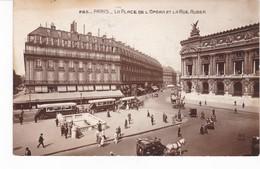 PARIS(2em ARRONDISSEMENT) AUTOBUS(METRO) - Paris (02)