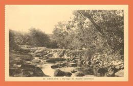 A487 / 451 23 - CROZANT Barrage Du Moulin Charraud - Unclassified
