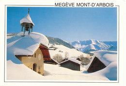 Haute Savoie  , Megeve Mont D'arbois ,chapelle Du Maz - Megève