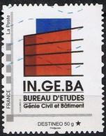 IN.GE.BA - Bureau D'Etudes Génie Civil Et Bâtiment  -   Destineo 50 G - Frankreich