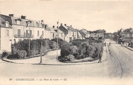¤¤  -    COURSEULLES-sur-MER    -  La Place De Caen   -  ¤¤ - Courseulles-sur-Mer