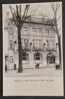 "Nederland/Netherlands - Postkaart/briefkaart Den Haag - Facade Du Restaurant ""des Deux Villes"" (ongelopen) - Den Haag ('s-Gravenhage)"