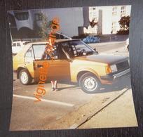 Auto Voiture ) Photo Originale - Simca Talbot Horizon - Automobiles