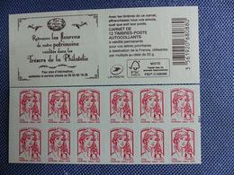 CARNET MARIANNE   CIAPPA  &  KAWENA LP  20g  N° 041 - Standaardgebruik
