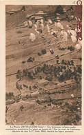 ECHALLON RESISTANCE FFI PRAIRIE PARACHUTAGE DES ARMES AU MAQUIS 1er AOUT 1944 GUERRE MILITARIA AVIATION RESISTANT 01 AIN - Oorlog 1914-18