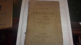 1863 EO CULTURE DU CHASSELAS A THOMERY PAR M ROSE CHARMEUX HORTICULTEUR // VIGNE/SERRE/VIN /OENOLOGIE/ /SEINE ET MARNE - Ile-de-France