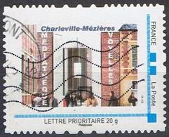 Charleville-Mézières - Médiatheque  Voyelles - Frankreich