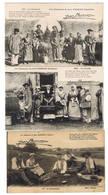 LOT DE 12 CARTES POSTALE THEMES JEAN RAMEAU - 5 - 99 Cartoline