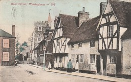 Rare Cpa Wokingham  The Rose Street - Inghilterra