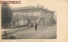 BEAUREGARD HOTEL PERRAYON PIERRE BLIE 01 AIN - Other Municipalities